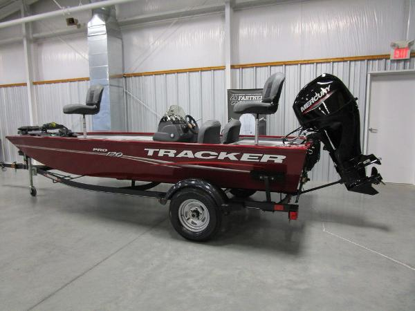 2021 Tracker Boats boat for sale, model of the boat is Pro 170 & Image # 5 of 30