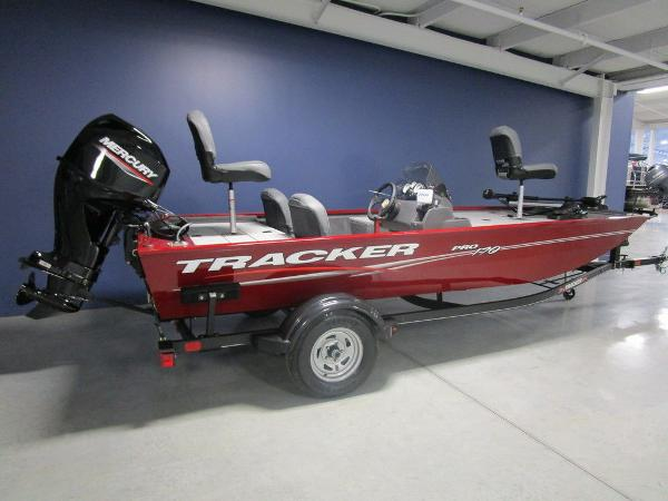 2021 Tracker Boats boat for sale, model of the boat is Pro 170 & Image # 8 of 30