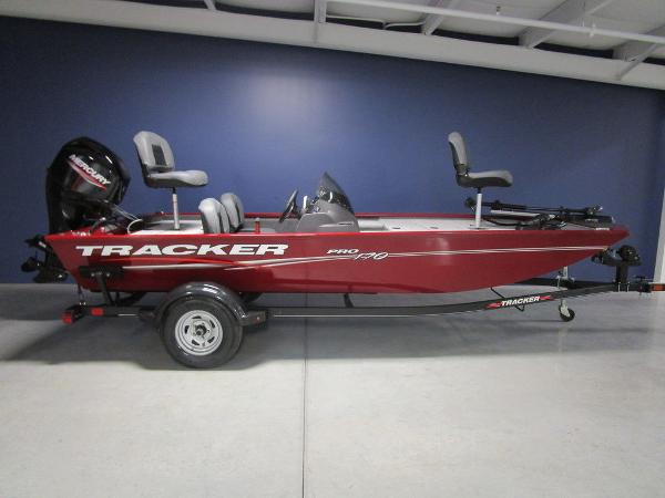2021 Tracker Boats boat for sale, model of the boat is Pro 170 & Image # 9 of 30