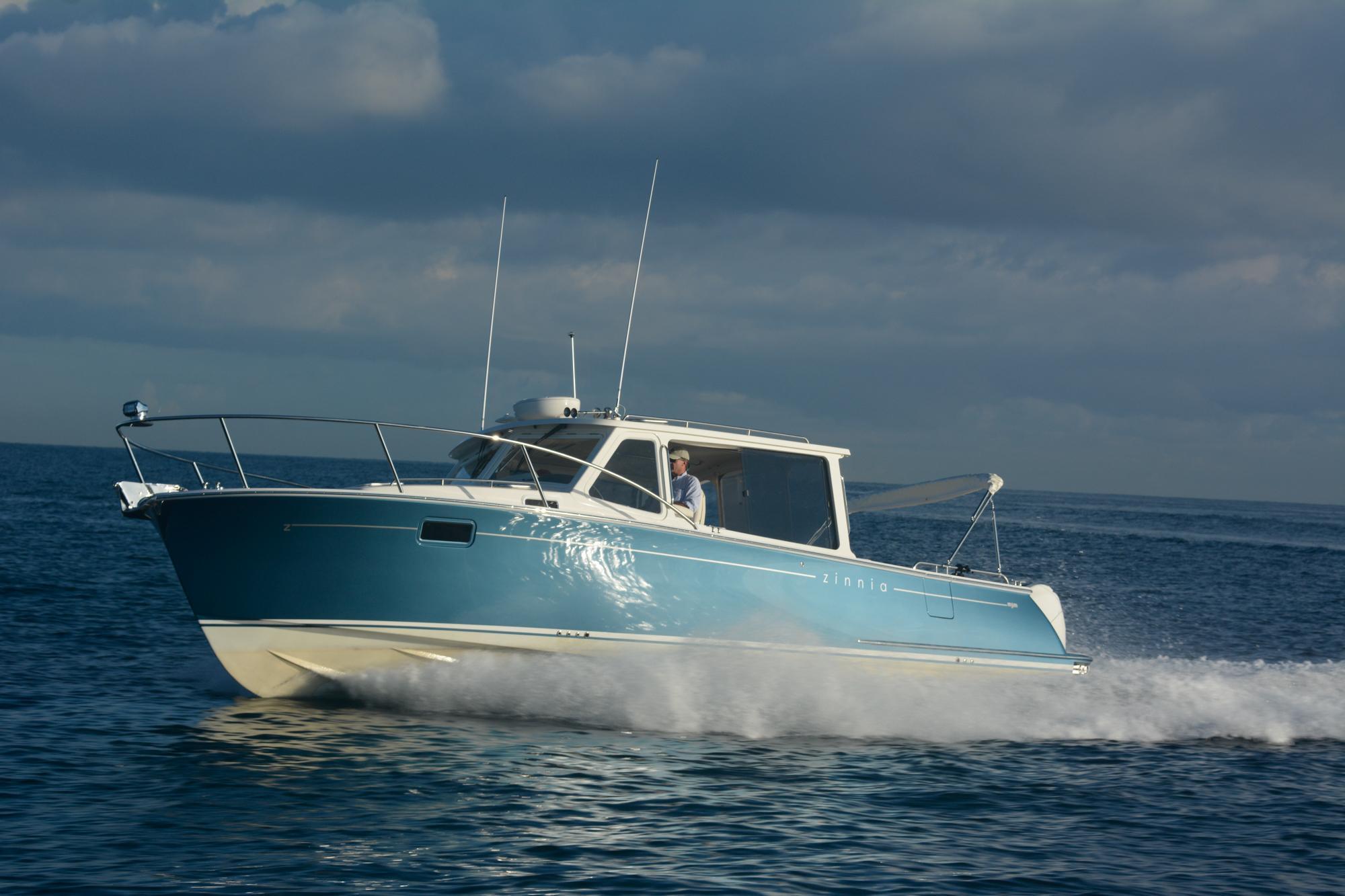 MJM Yachts 35z - On Order
