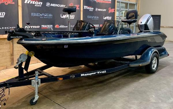 1999 Ranger Boats boat for sale, model of the boat is 617 DC & Image # 8 of 14