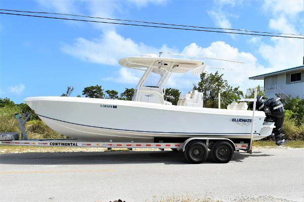 2012 Blue Water 2550 Center Console