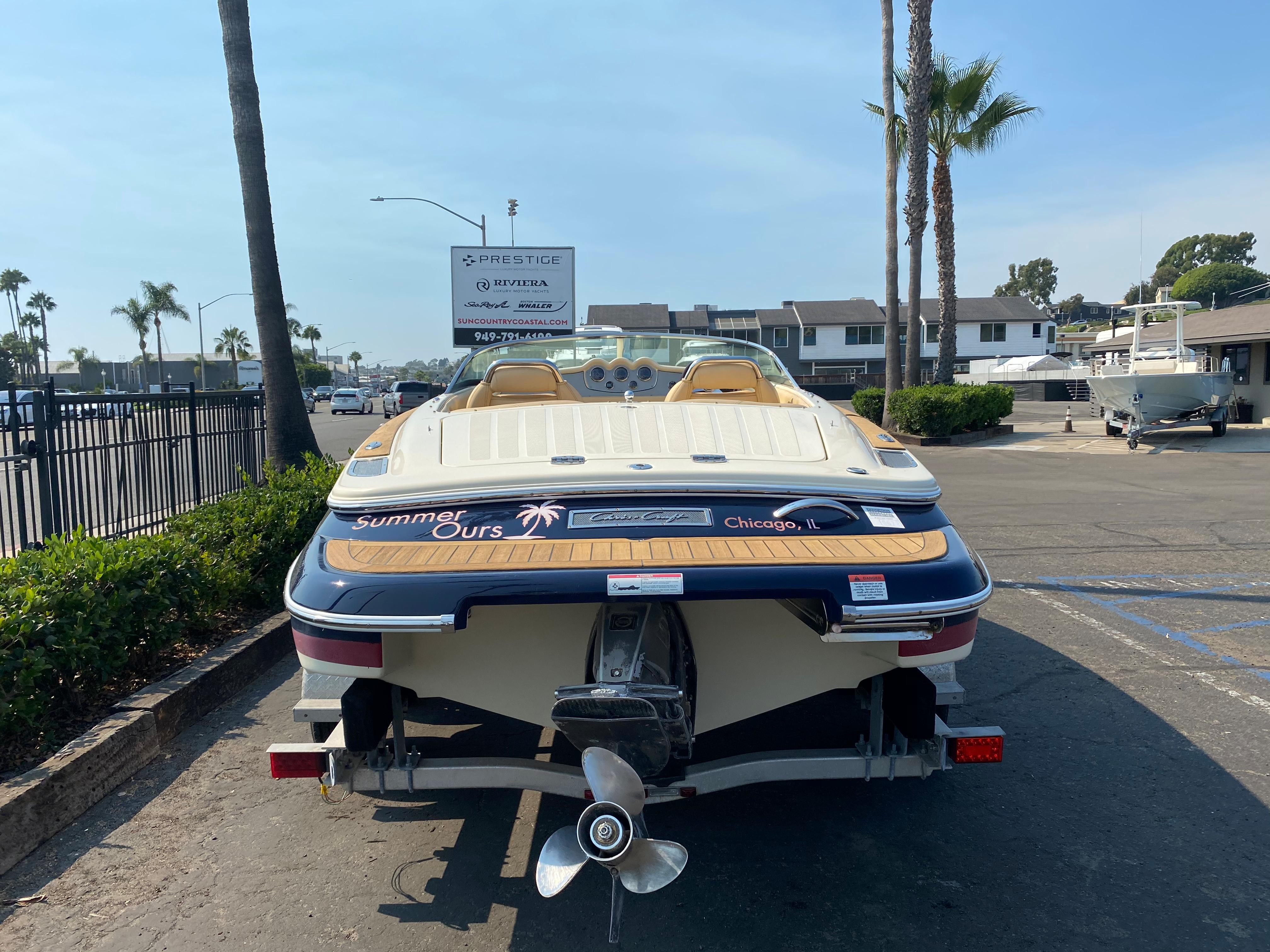 2010 Chris-Craft Lancer 20 Heritage Edition #TB880JP inventory image at Sun Country Coastal in Newport Beach
