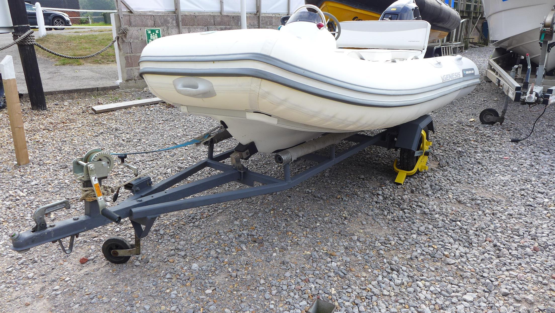 Walker Bay Genesis 340