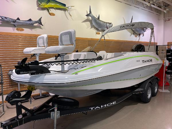 2021 Tahoe boat for sale, model of the boat is 1950 & Image # 1 of 76