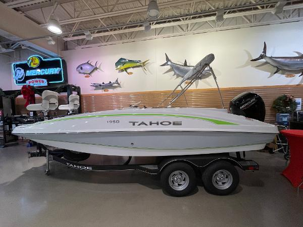 2021 Tahoe boat for sale, model of the boat is 1950 & Image # 2 of 76