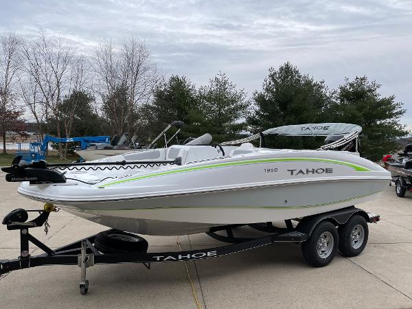 2021 Tahoe boat for sale, model of the boat is 1950 & Image # 3 of 76