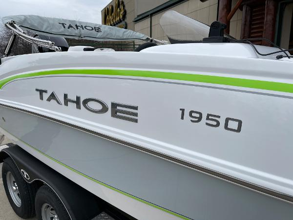 2021 Tahoe boat for sale, model of the boat is 1950 & Image # 4 of 76