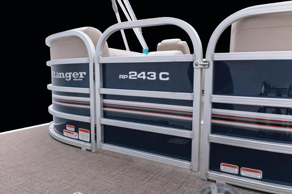 2021 Ranger Boats boat for sale, model of the boat is 243C & Image # 3 of 27