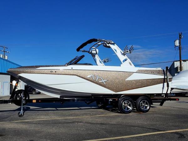 2021 ATX Surf Boats 24 Type-S thumbnail