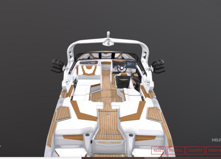 2021 Nautique Super Air Nautique G21 #N1021A inventory image at Sun Country Inland in Irvine