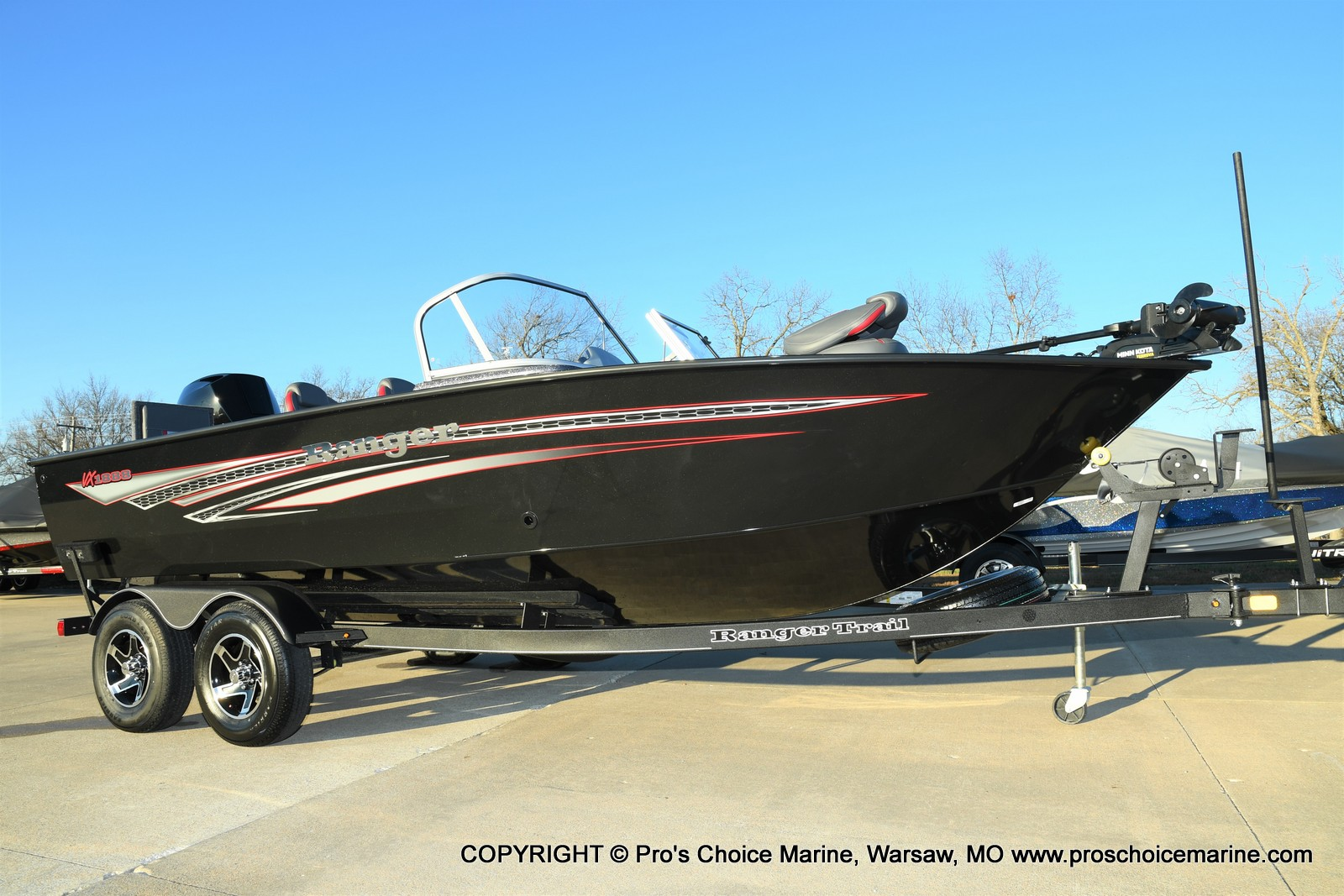 2021 Ranger Boats boat for sale, model of the boat is VX1888 WT w/225HP Mercury 4 Stroke & Image # 1 of 50