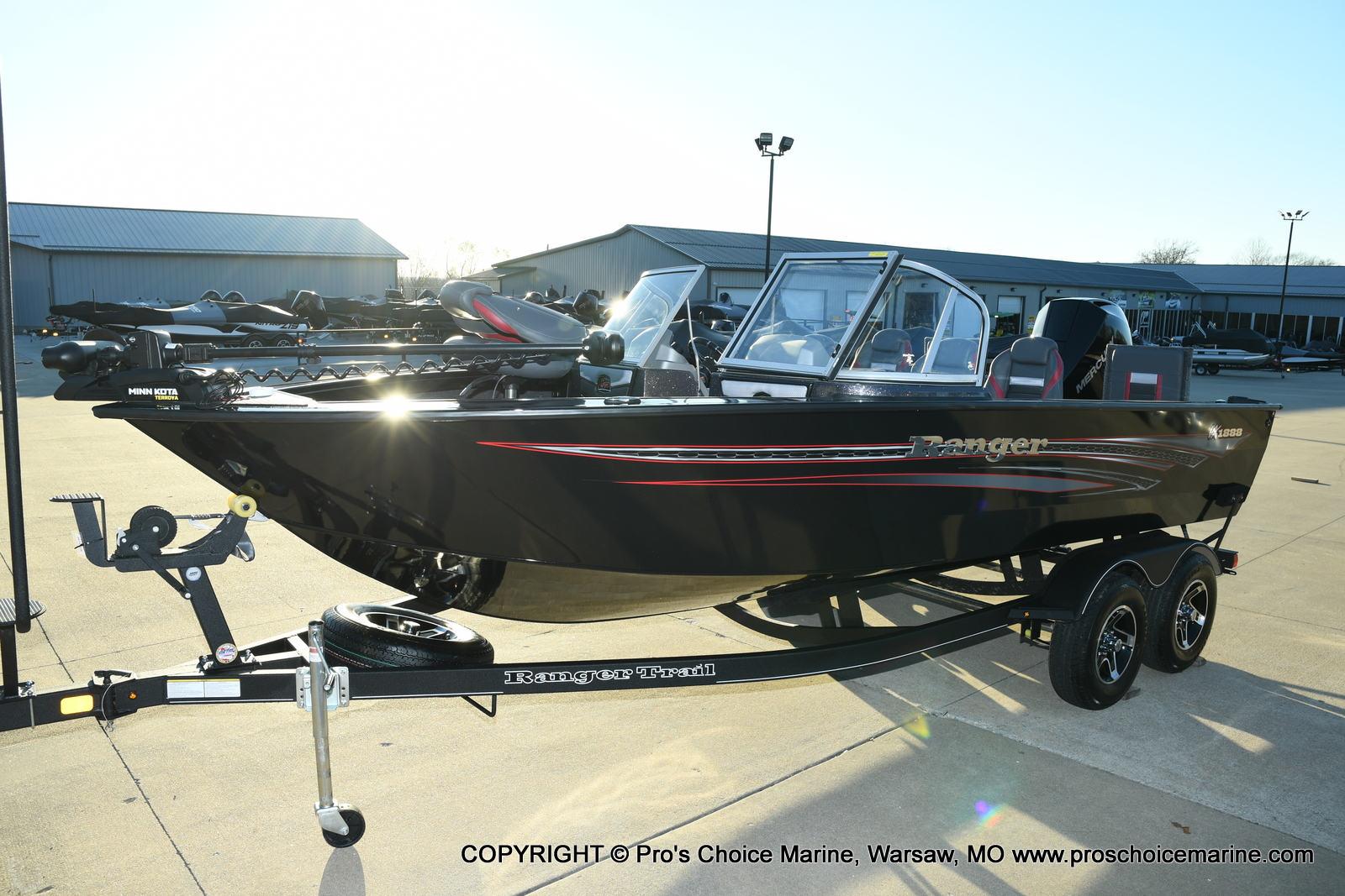 2021 Ranger Boats boat for sale, model of the boat is VX1888 WT w/225HP Mercury 4 Stroke & Image # 15 of 50