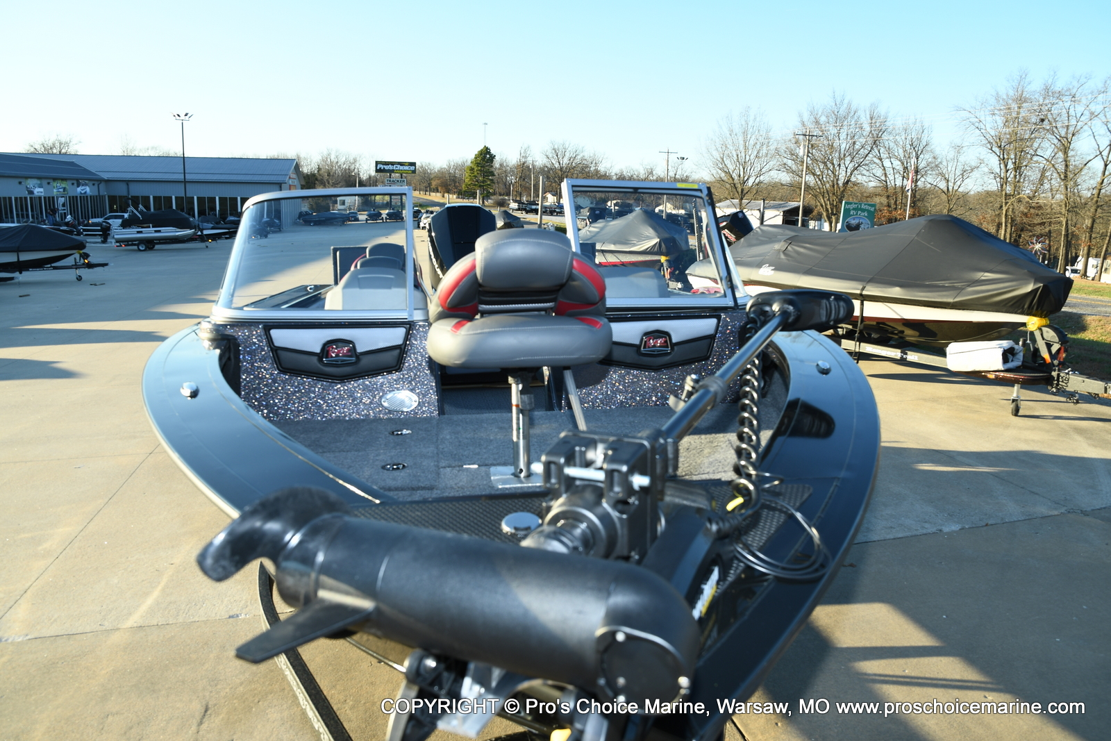 2021 Ranger Boats boat for sale, model of the boat is VX1888 WT w/225HP Mercury 4 Stroke & Image # 16 of 50