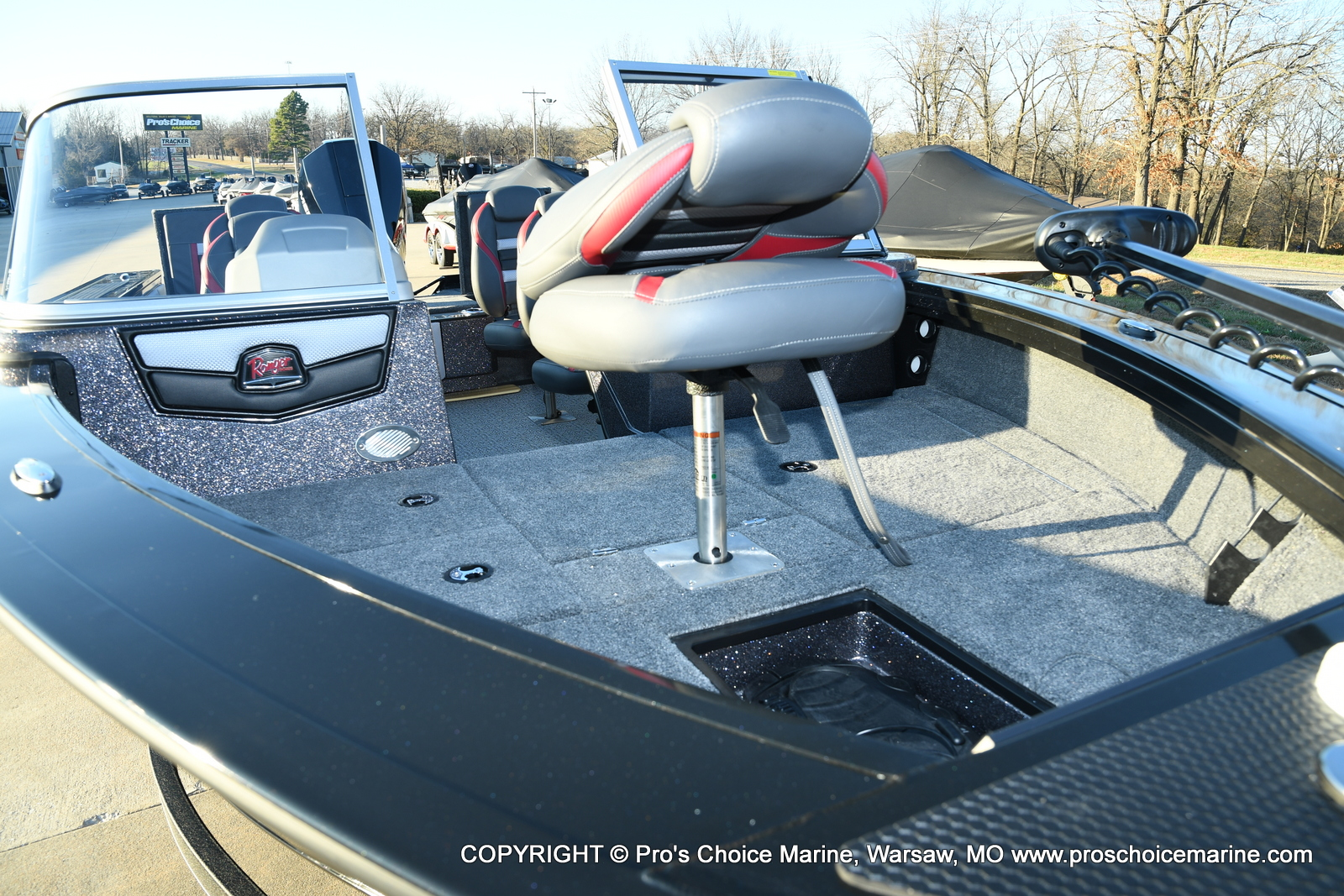 2021 Ranger Boats boat for sale, model of the boat is VX1888 WT w/225HP Mercury 4 Stroke & Image # 17 of 50