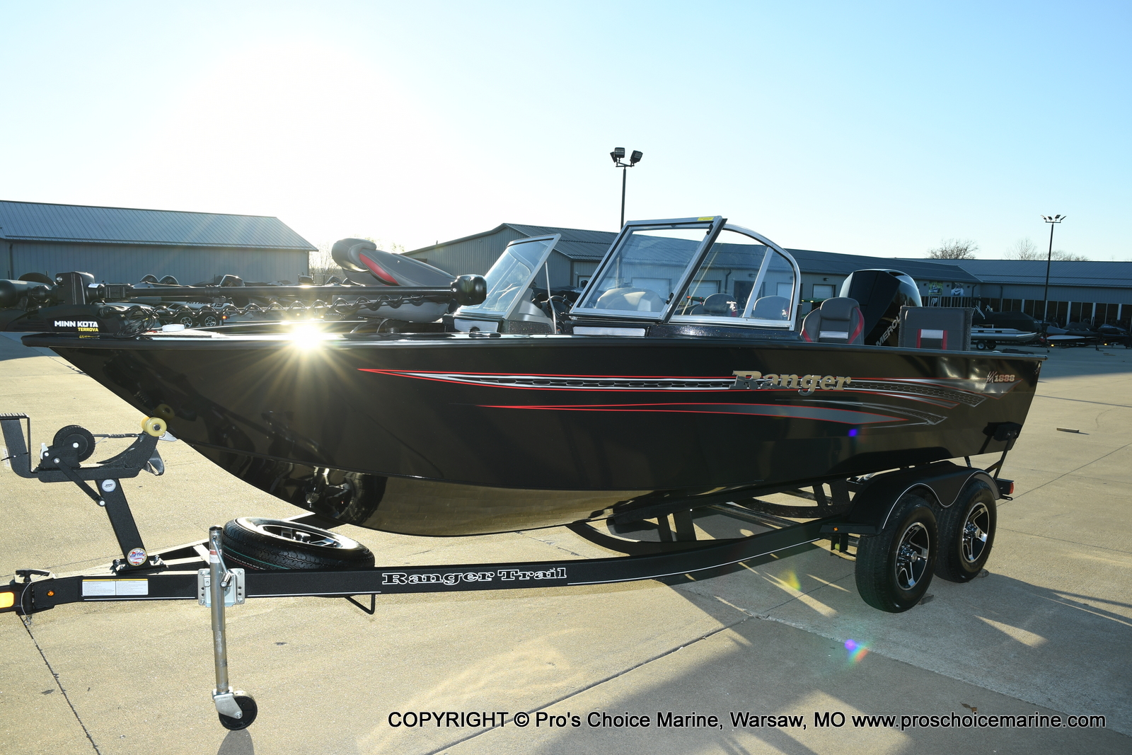 2021 Ranger Boats boat for sale, model of the boat is VX1888 WT w/225HP Mercury 4 Stroke & Image # 31 of 50