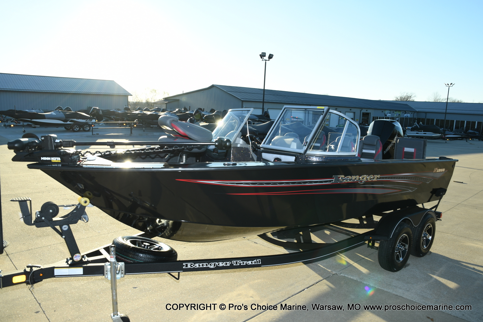 2021 Ranger Boats boat for sale, model of the boat is VX1888 WT w/225HP Mercury 4 Stroke & Image # 32 of 50