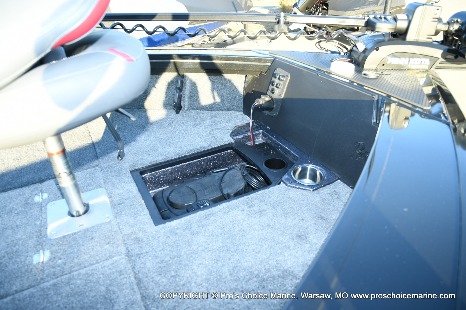 2021 Ranger Boats boat for sale, model of the boat is VX1888 WT w/225HP Mercury 4 Stroke & Image # 36 of 50