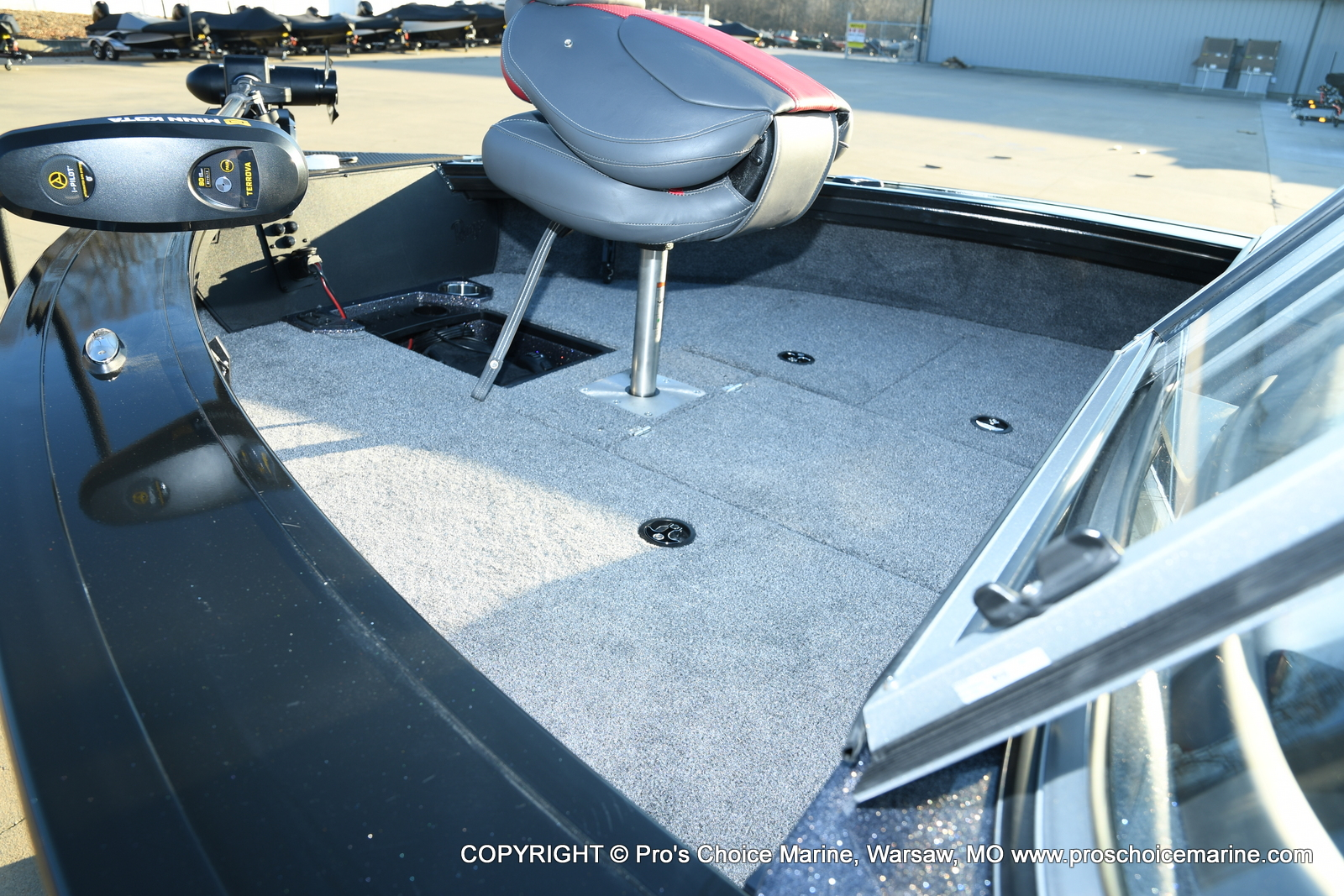2021 Ranger Boats boat for sale, model of the boat is VX1888 WT w/225HP Mercury 4 Stroke & Image # 39 of 50
