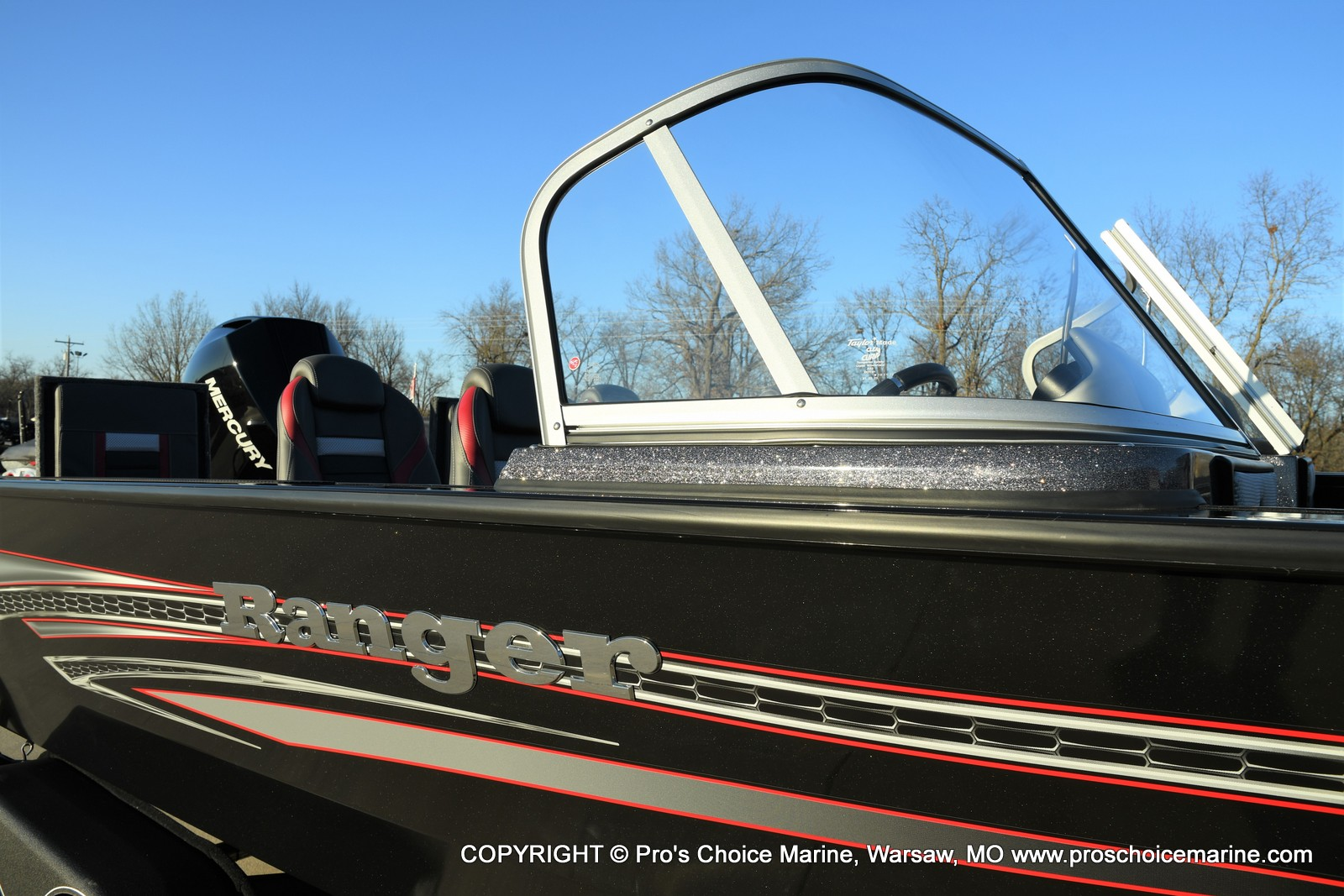2021 Ranger Boats boat for sale, model of the boat is VX1888 WT w/225HP Mercury 4 Stroke & Image # 50 of 50