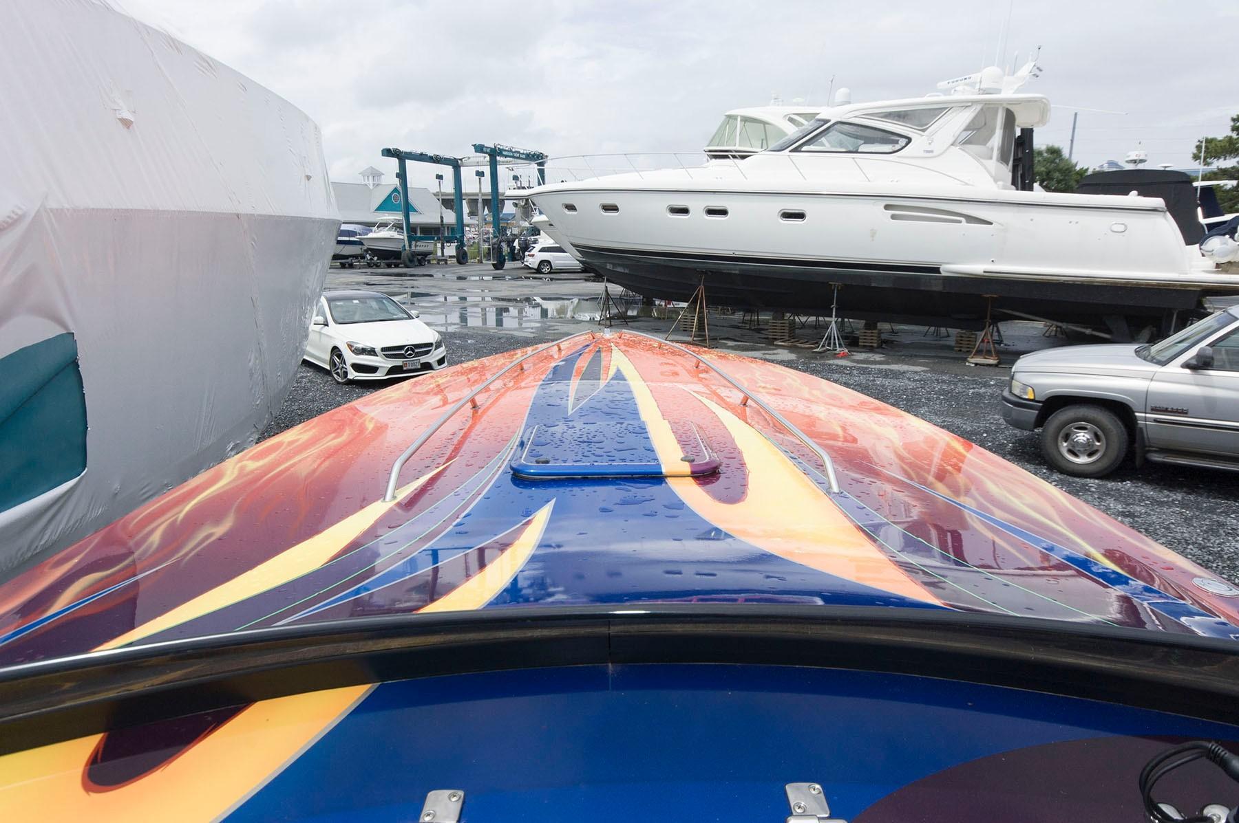 VA 4830 EF Knot 10 Yacht Sales