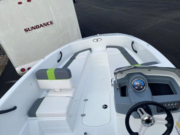 2021 Tahoe boat for sale, model of the boat is T16 & Image # 5 of 9