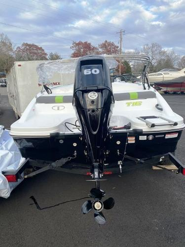 2021 Tahoe boat for sale, model of the boat is T16 & Image # 6 of 9