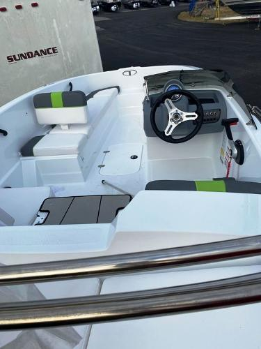 2021 Tahoe boat for sale, model of the boat is T16 & Image # 9 of 9