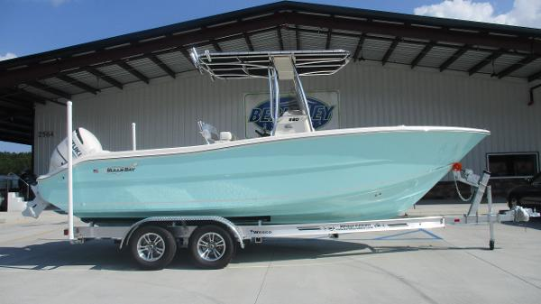 2021 Bulls Bay boat for sale, model of the boat is 230 CC & Image # 3 of 59