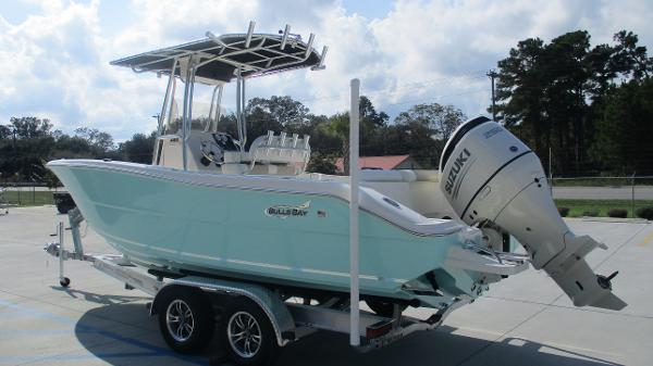 2021 Bulls Bay boat for sale, model of the boat is 230 CC & Image # 6 of 59