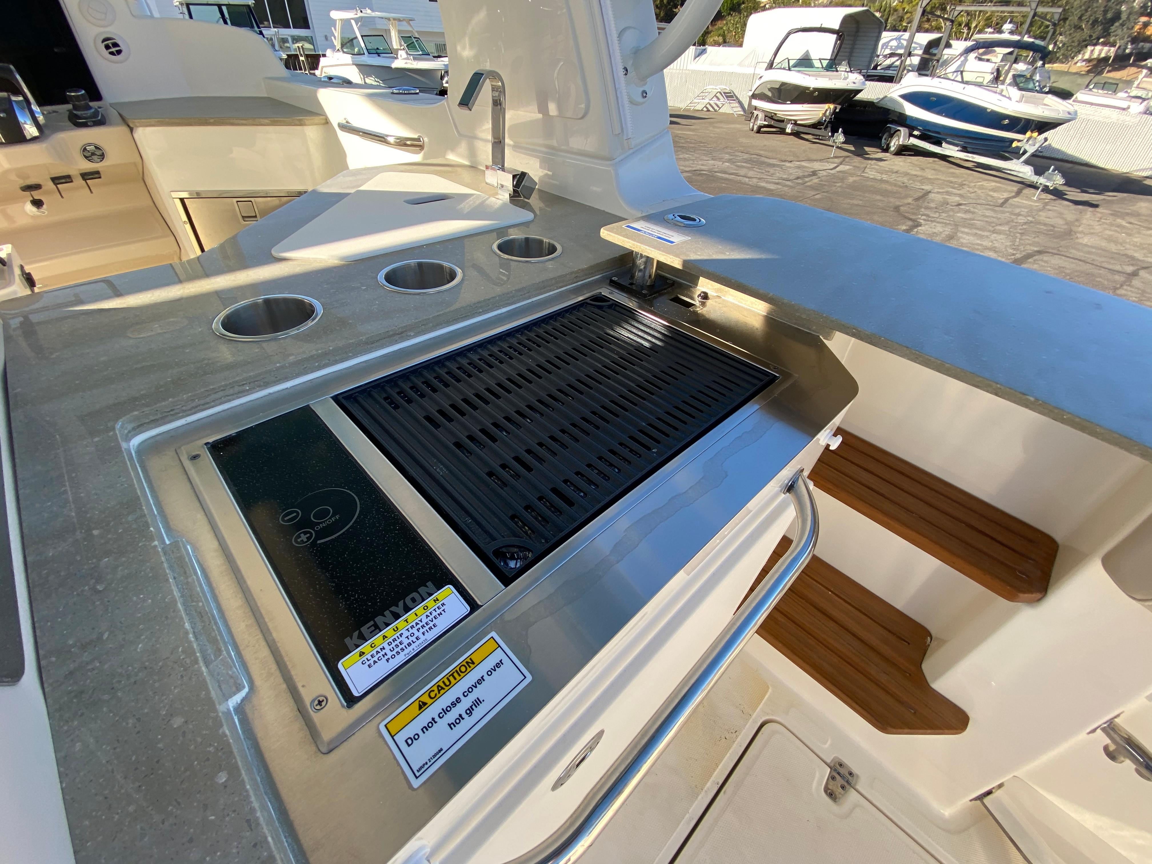 2021 Boston Whaler 350 Realm #BW1158K inventory image at Sun Country Coastal in Newport Beach