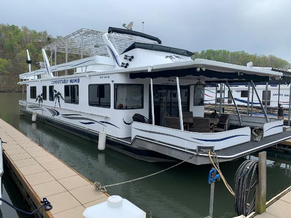 2011 Stardust Cruisers Houseboat 17 x 72