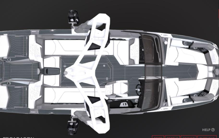 2021 Nautique Super Air Nautique G25 Paragon #N124B inventory image at Sun Country Inland in Irvine