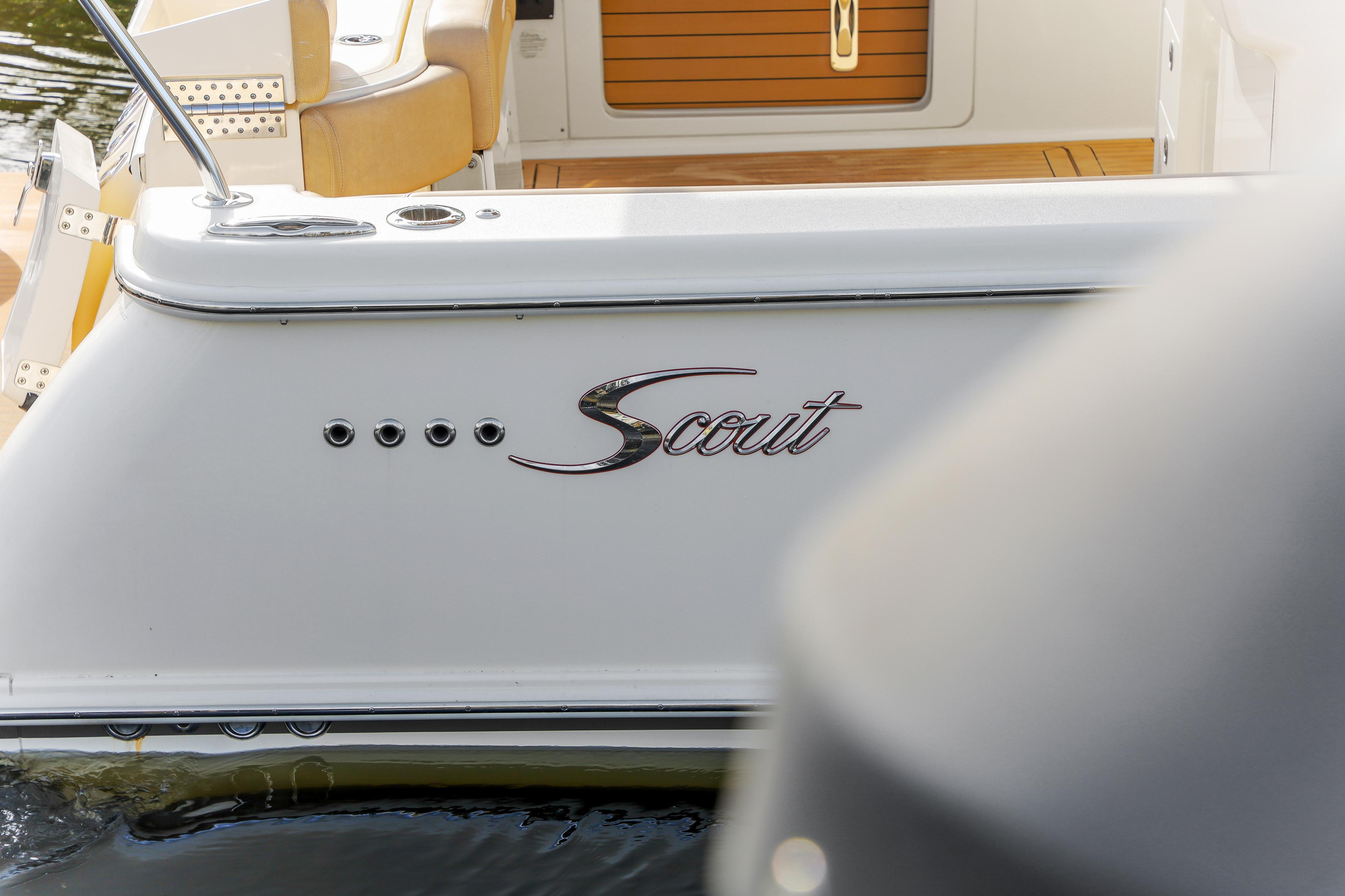 2017 Scout 420 LXF