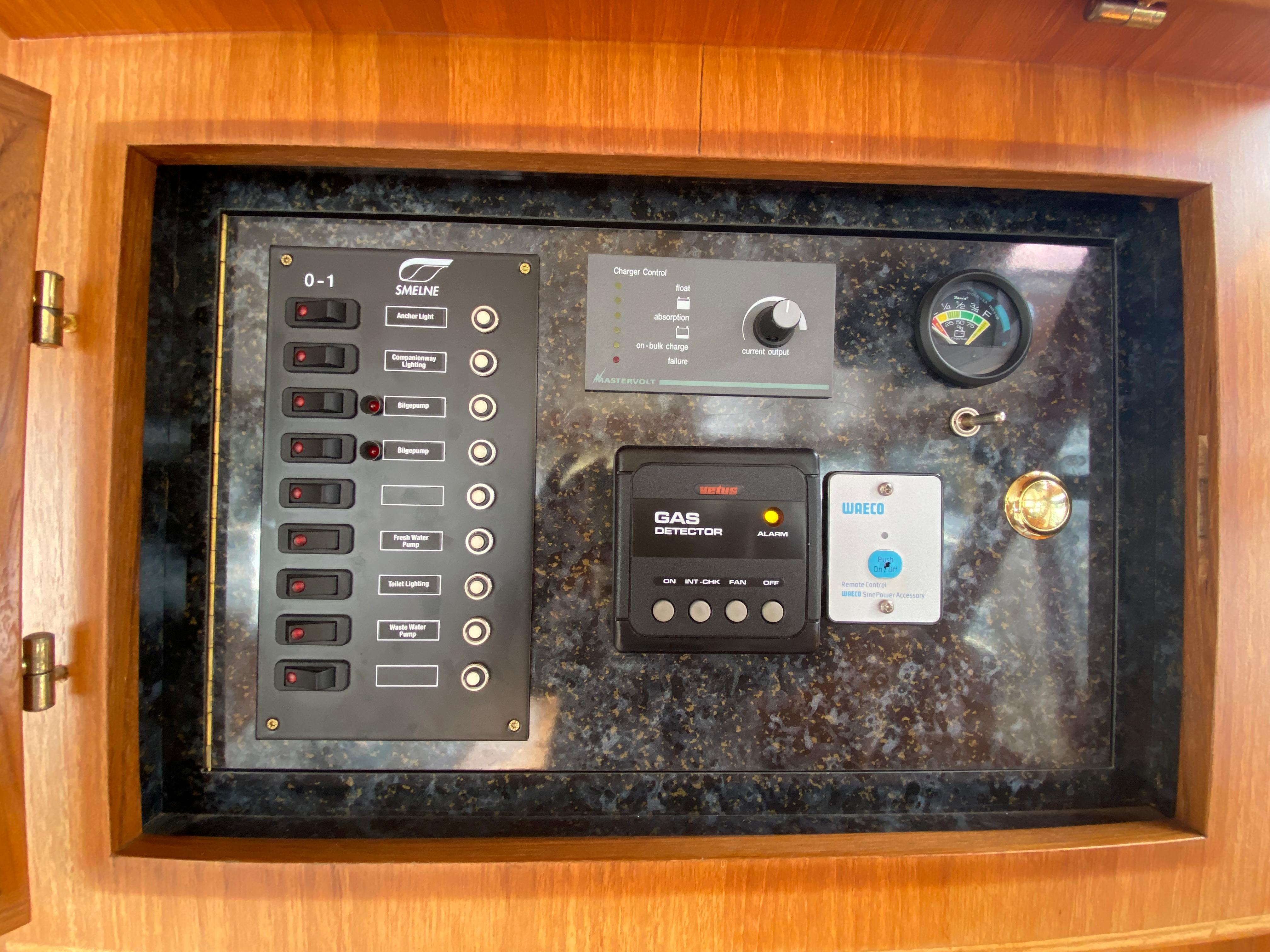 2004 Stevens 1140