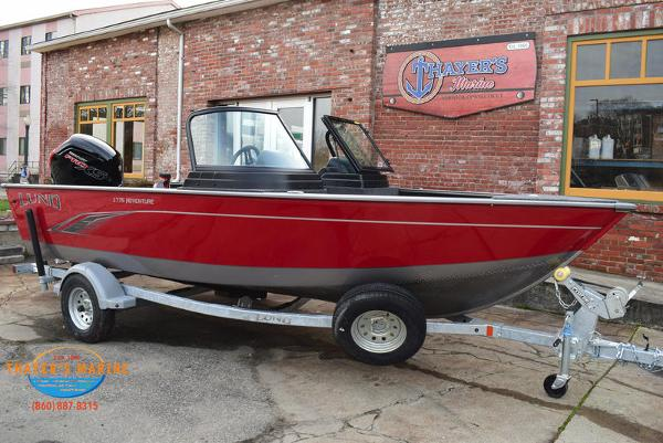 2021 Lund boat for sale, model of the boat is 1775 Adventure Sport & Image # 1 of 25