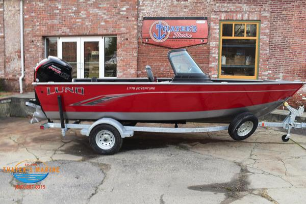 2021 Lund boat for sale, model of the boat is 1775 Adventure Sport & Image # 20 of 25