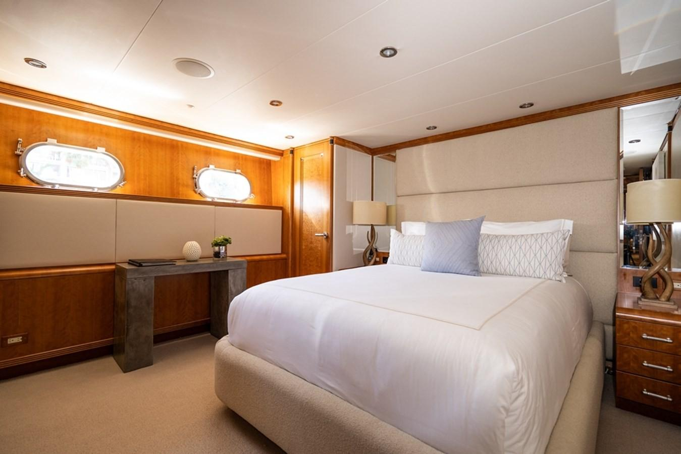 1997 Christensen 155' ''LOON'' - Port Aft Stateroom