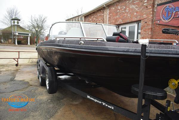 2021 Ranger Boats boat for sale, model of the boat is 621FS Ranger Cup Equipped & Image # 27 of 37