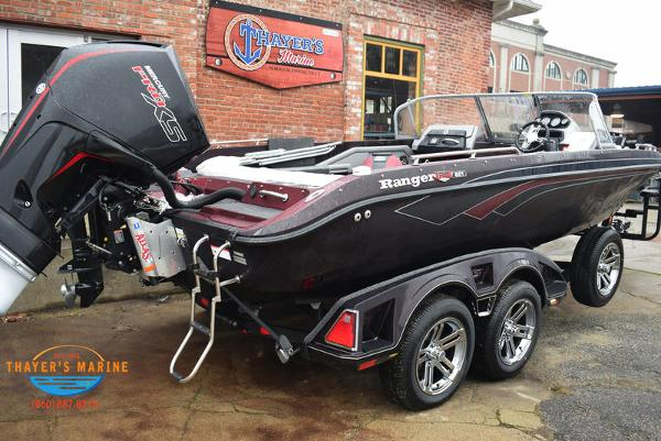 2021 Ranger Boats boat for sale, model of the boat is 621FS Ranger Cup Equipped & Image # 37 of 37
