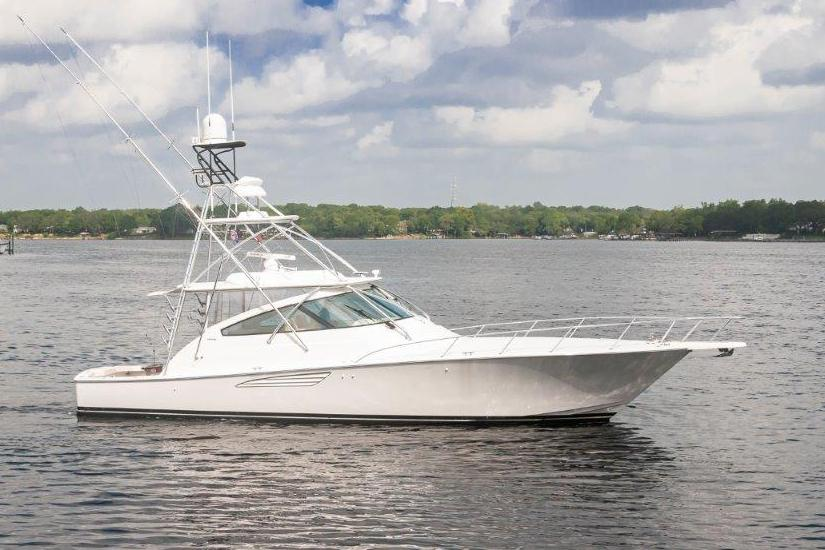 2015 Viking 52 Open Exuma