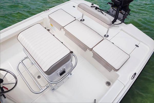 2017 Mako boat for sale, model of the boat is 21 LTS & Image # 60 of 72