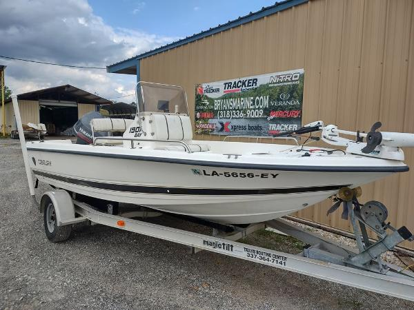 1999 Century boat for sale, model of the boat is 1901 Center Console & Image # 2 of 18