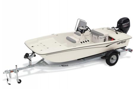 2020 Mako boat for sale, model of the boat is Pro Skiff 15 CC & Image # 11 of 46