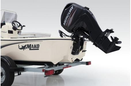2020 Mako boat for sale, model of the boat is Pro Skiff 15 CC & Image # 2 of 46