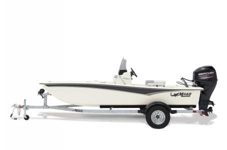 2020 Mako boat for sale, model of the boat is Pro Skiff 15 CC & Image # 28 of 46