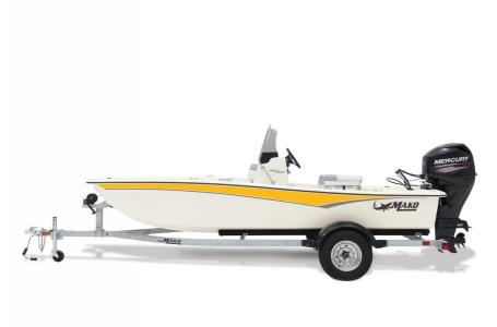 2020 Mako boat for sale, model of the boat is Pro Skiff 15 CC & Image # 3 of 46