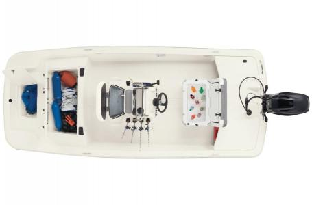 2020 Mako boat for sale, model of the boat is Pro Skiff 15 CC & Image # 9 of 46