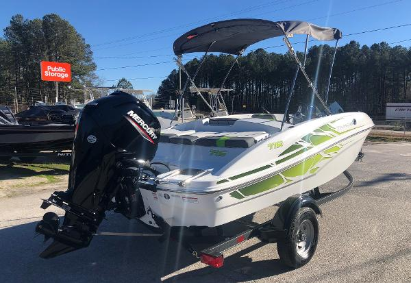 2021 Tahoe boat for sale, model of the boat is T16 & Image # 3 of 29