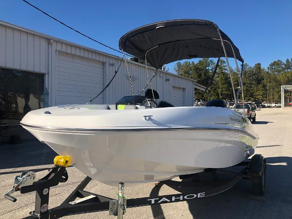 2021 Tahoe boat for sale, model of the boat is T16 & Image # 1 of 29